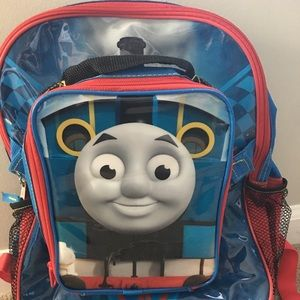 Thomas and Friends Backpack and Lunch Bag